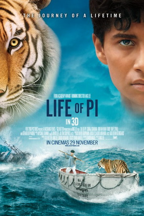 Life of pi thoughtful contemplation for Life of pi characterization